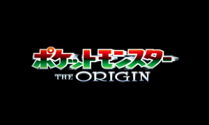 Pokémon The Origin title image